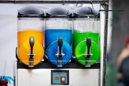 Fontaine à soda pour entreprise